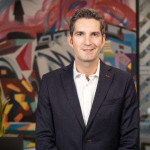 Christopher Kalische, director de Amazon Business