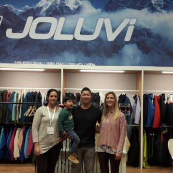 Salto de calidad en esquí de Joluvi