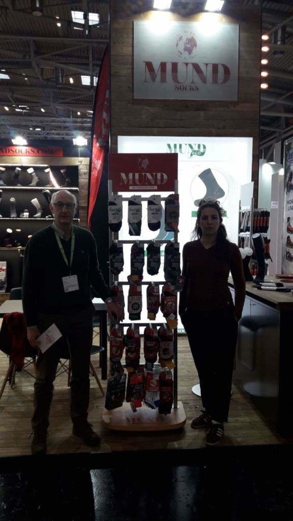 Mund Socks participa en Ispo Munich 2020