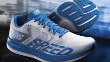La Skechers GoRun Razor 3 Hyper, elegida mejor zapatilla del año