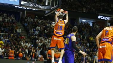 Atmósfera Sport brilla en la Copa del Rey de baloncesto