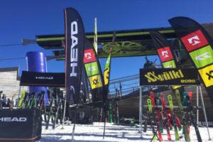 Intersport celebra su ski test en Panticosa