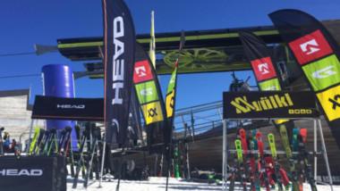 Intersport reúne a más de 70 profesionales en su ski test de Panticosa