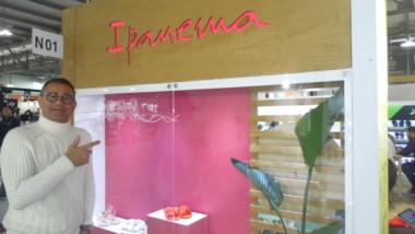 Ipanema renueva con Cristina Pedroche y exhibe su apuesta 100% sostenible
