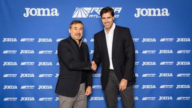 Joma seguirá corriendo con la Federación Española de Atletismo 4 años más