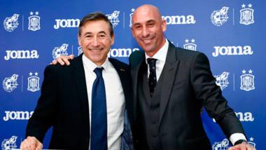 Acuerdo de Joma con la Real Federación Española de Fútbol