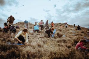 Trangoworld planta 700 árboles en una acción con objetivos de sostenibilidad