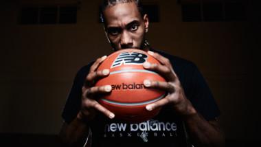 New Balance alcanza un acuerdo global con la NBA
