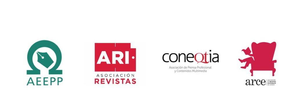 logotipos asociaciones de prensa