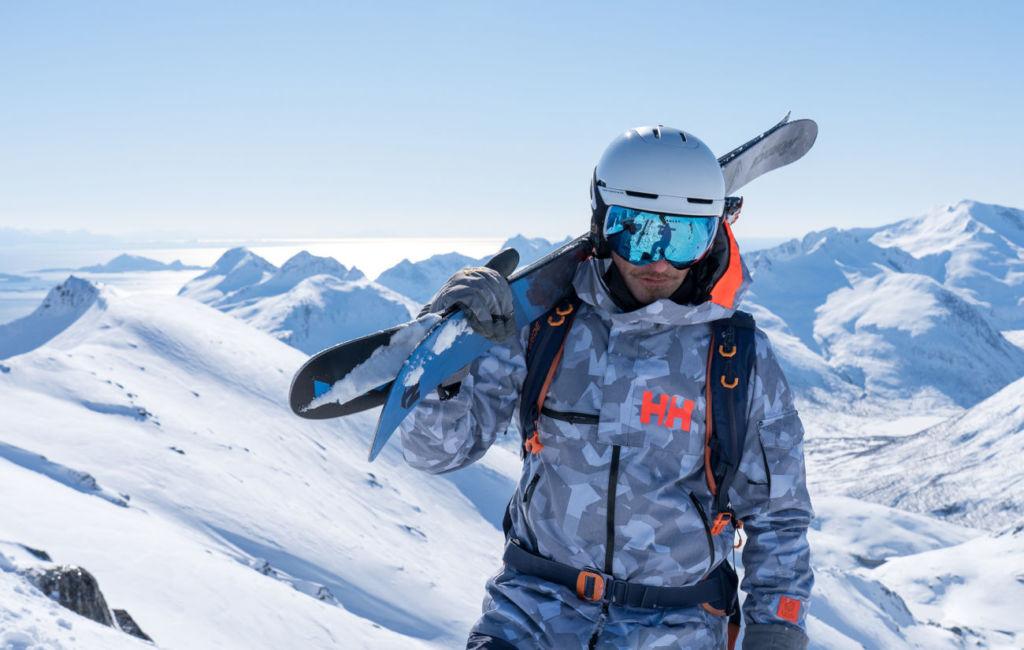 Chaqeta Garibaldi de Helly Hansen para esquí freeride