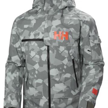 La chaqueta Garibaldi de Helly Hansen: máximo exponentede la colección Ullr