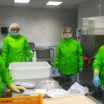 Joma combate el coronavirus con donación de material