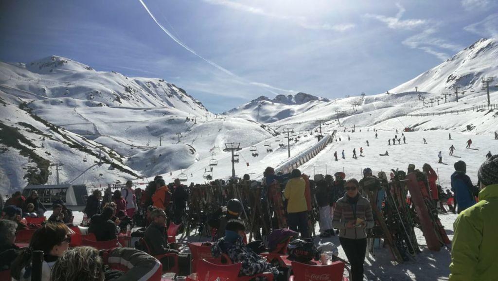 la estación de esquí de Boí Taüll bate todos los récords de la década