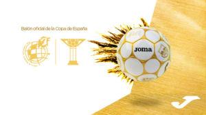 Joma presenta el balón oficial de la Copa de España de fútbol sala