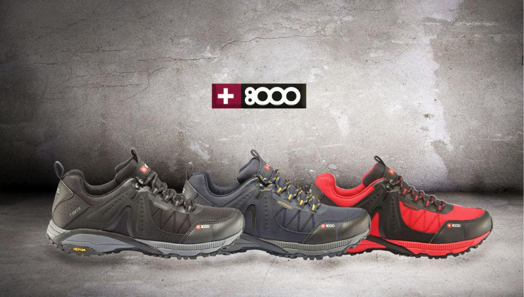 calzado Tavix de +8000 para trail running