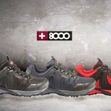 +8000 presenta se adelanta al invierno con el modelo Tavix de trail running