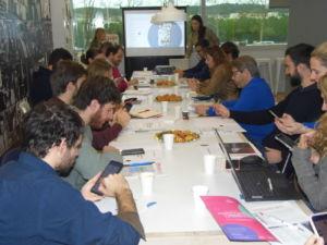 Afydad y Plyzer organizan una sesión en torno a los datos