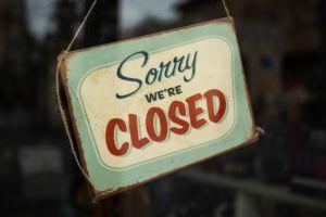las tiendas de deporte obligadas a cerrar