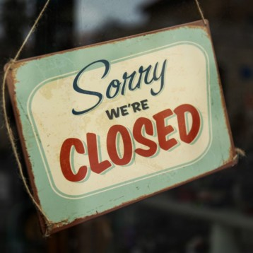 Alerta del cierre del 70% de empresas del sector comercial
