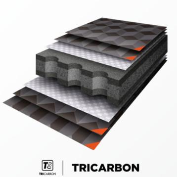 Bullpadel mejora el golpeo con la tecnología Tricarbon