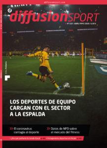 Revista Diffusion Sport Especial Deportes de Equipo y Especial Fitness