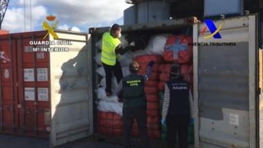 Intervienen 52.000 prendas falsificadas en Andalucía