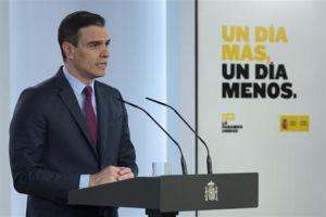Pedro Sánchez expone medidas de desescalada del coronavirus