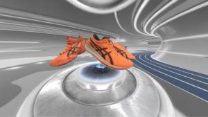 Asics presenta unas nuevas zapatillas de running
