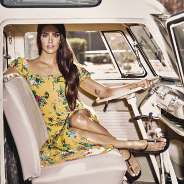 Ipanema convierte a Cristina Pedroche en su chica estrella por cuarto año