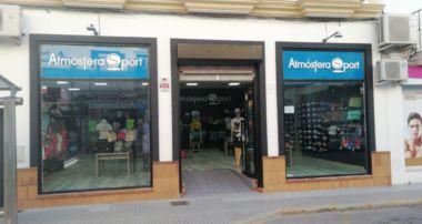 Atmósfera Sport estrena tienda en Chiclana de la Frontera