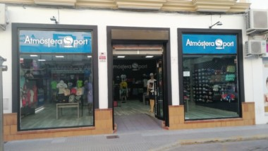 Atmósfera Sport dobla superficie en Chiclana