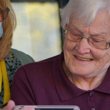 Aprenderemos de las abuelas