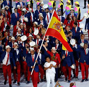 Joma prolonga su condición de patrocinador técnico del Comité Olímpico Español