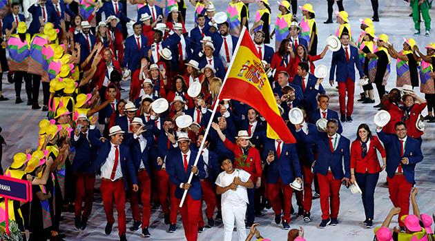 Joma seguirá siendo el patrocinador técnico del Comité Olímpico Español