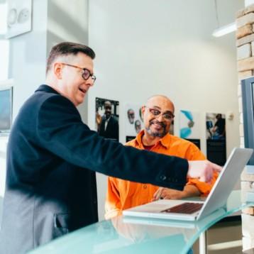El futuro cliente-empresa: reduzcamos la distancia social