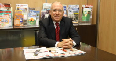 Manuel Freixas, fundador de Diffusion Sport