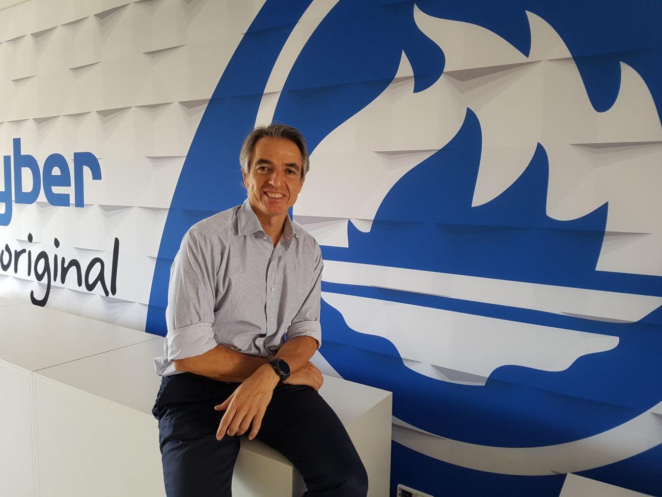 Rafael Bernabéu es director general de J'hayber