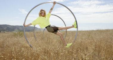 zapatillas Rise Neon de Puma para fitness