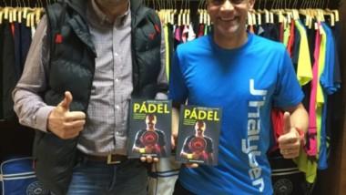 J'hayber lanza la nueva guía del pádel con José Javier Remohí