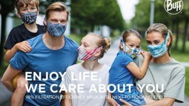 Buff une fuerzas con Unicef en la lucha contra el coronavirus