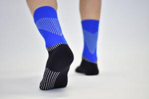 calcetines Enforma desarrollados con Nylstar para la práctica del running