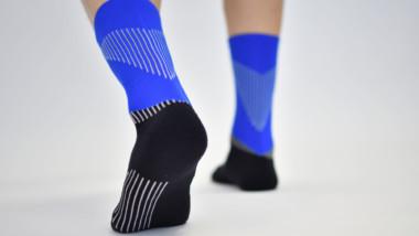 Enforma eleva el listón de sus calcetines