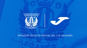 Joma prolonga su acuerdo de patrocinio con el Leganés