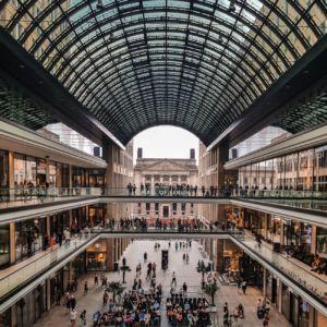 los centros comerciales del futuro