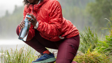 Esportiva Aksa incorpora a su cartera la firma Lifestraw de purificadores de agua