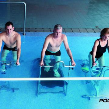 Poolbiking Barcelona garantiza higiene y seguridad en el ciclismo de piscina