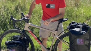 Millet hace tándem con Sergi Mingote en el proyecto Oympic Route