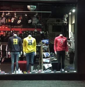 tienda Zona 5 CB de Navalmoral de la Mata