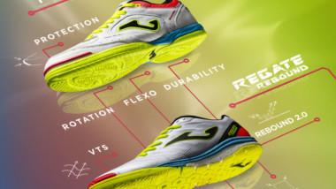 Joma lanza zapatillas en edición especial para la RFEF