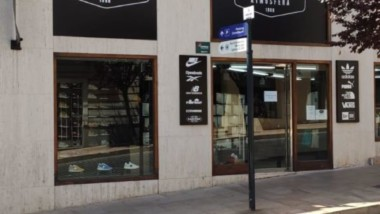 Atmósfera Sport abre una tienda Black en Xàbia